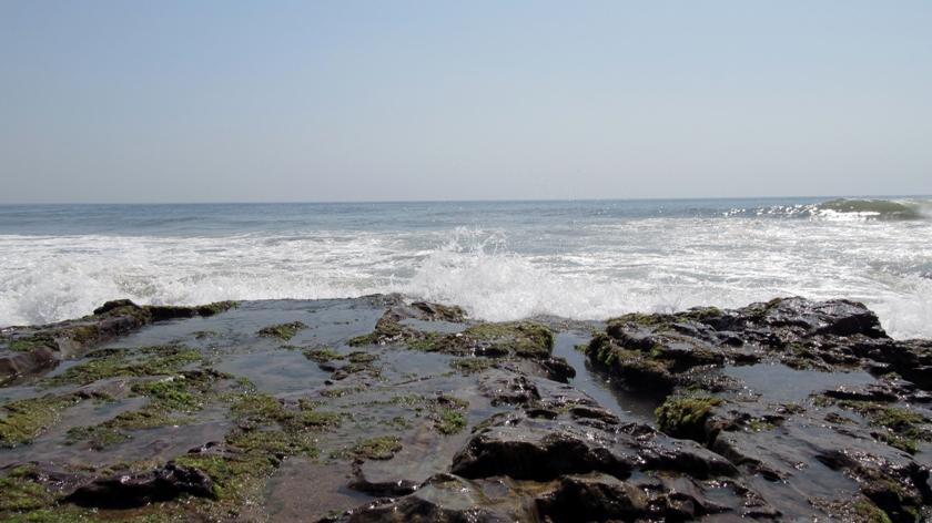 Bheemli Beach