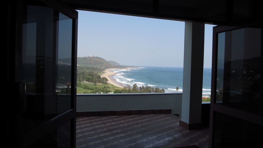 Haritha Beach Resort Views