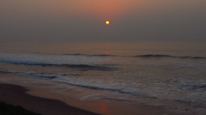 Ramkrishna Beach of Vizag