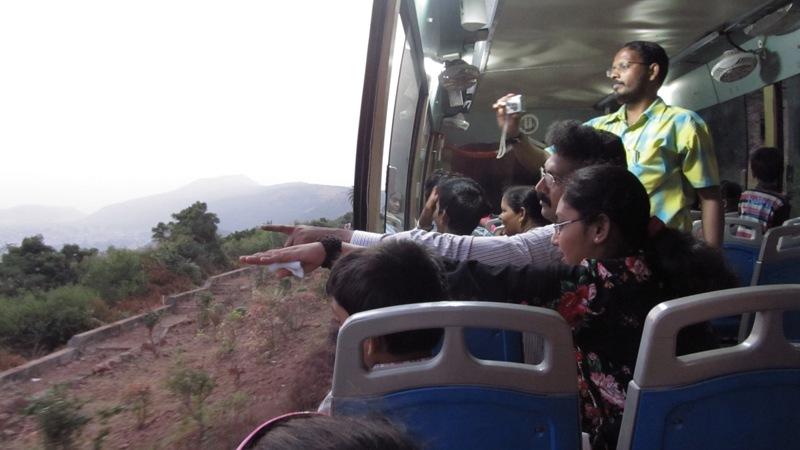Toy train Kailashgiri