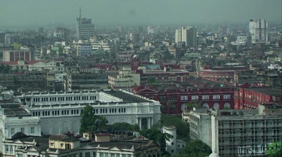 Poet Sukanta_on_Kolkata