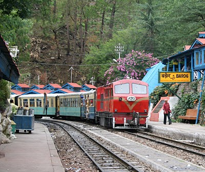 Darjeeling Toy Train Ride