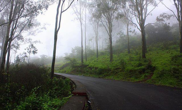 Bengaluru to Nandi Hills