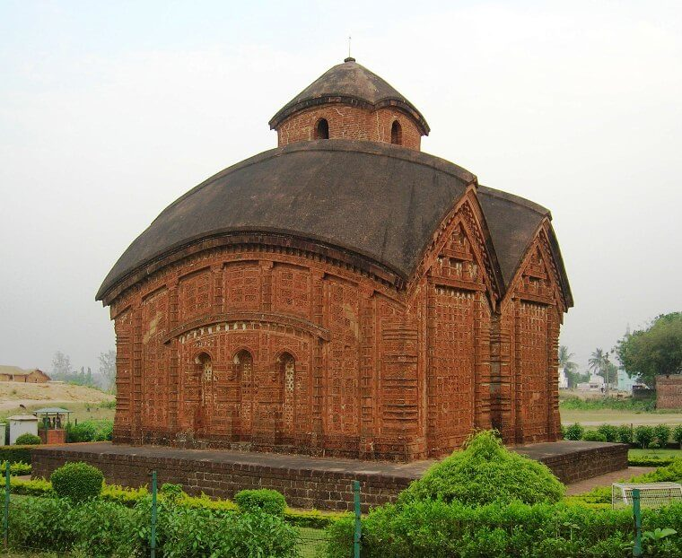 Jorebangla Temple