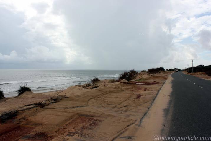 Puri Konark Road