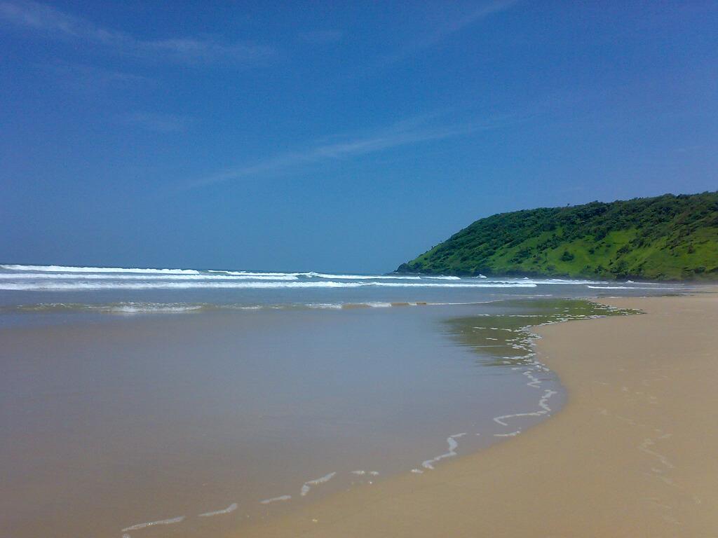 Mechomad beach01