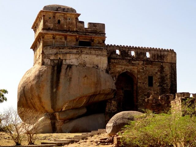 Madan-Mahal-Fort