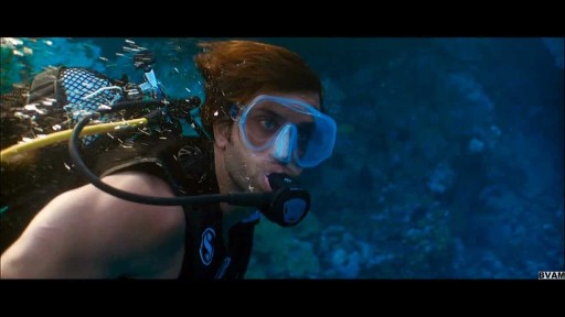 Sea Diving from the film