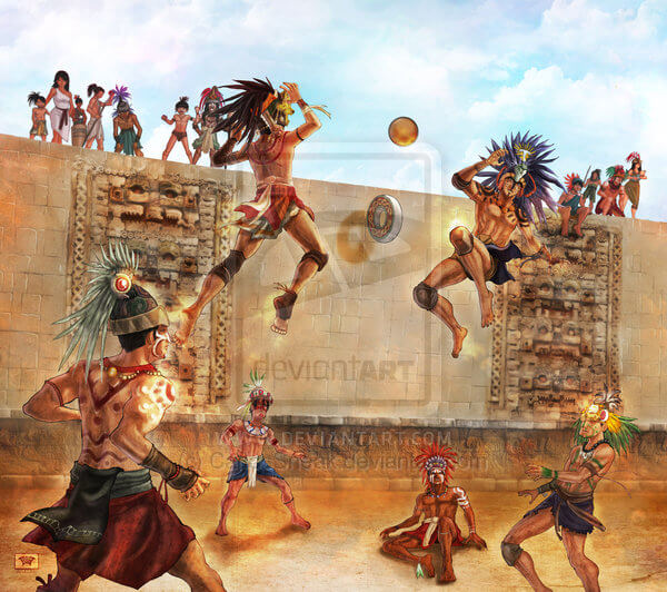 defeating the aztec empire The fall of the aztec empire came about due to the spanish conquest of central america after some brief and violent contact in 1517, a spanish force under hernan.