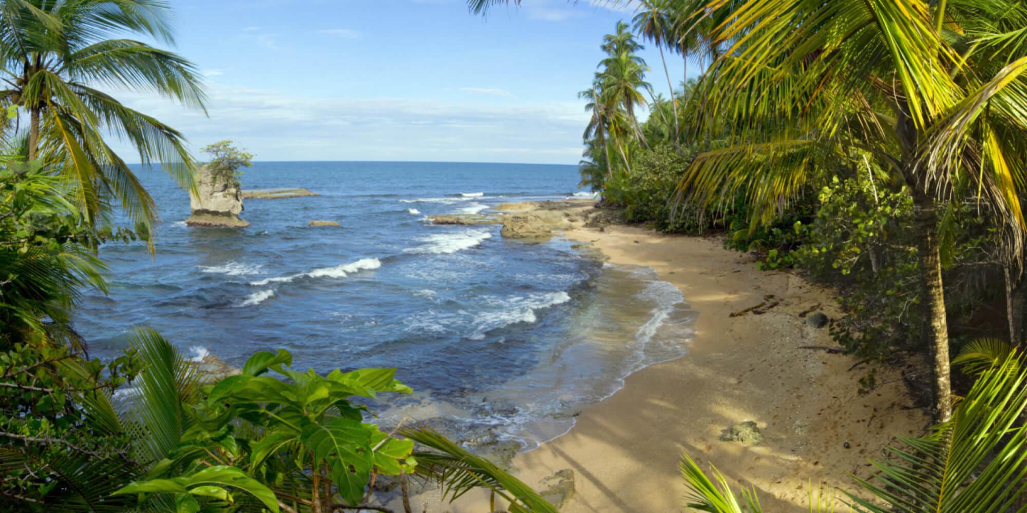 Costa Rica, Manzanillo Wildlife Refuge