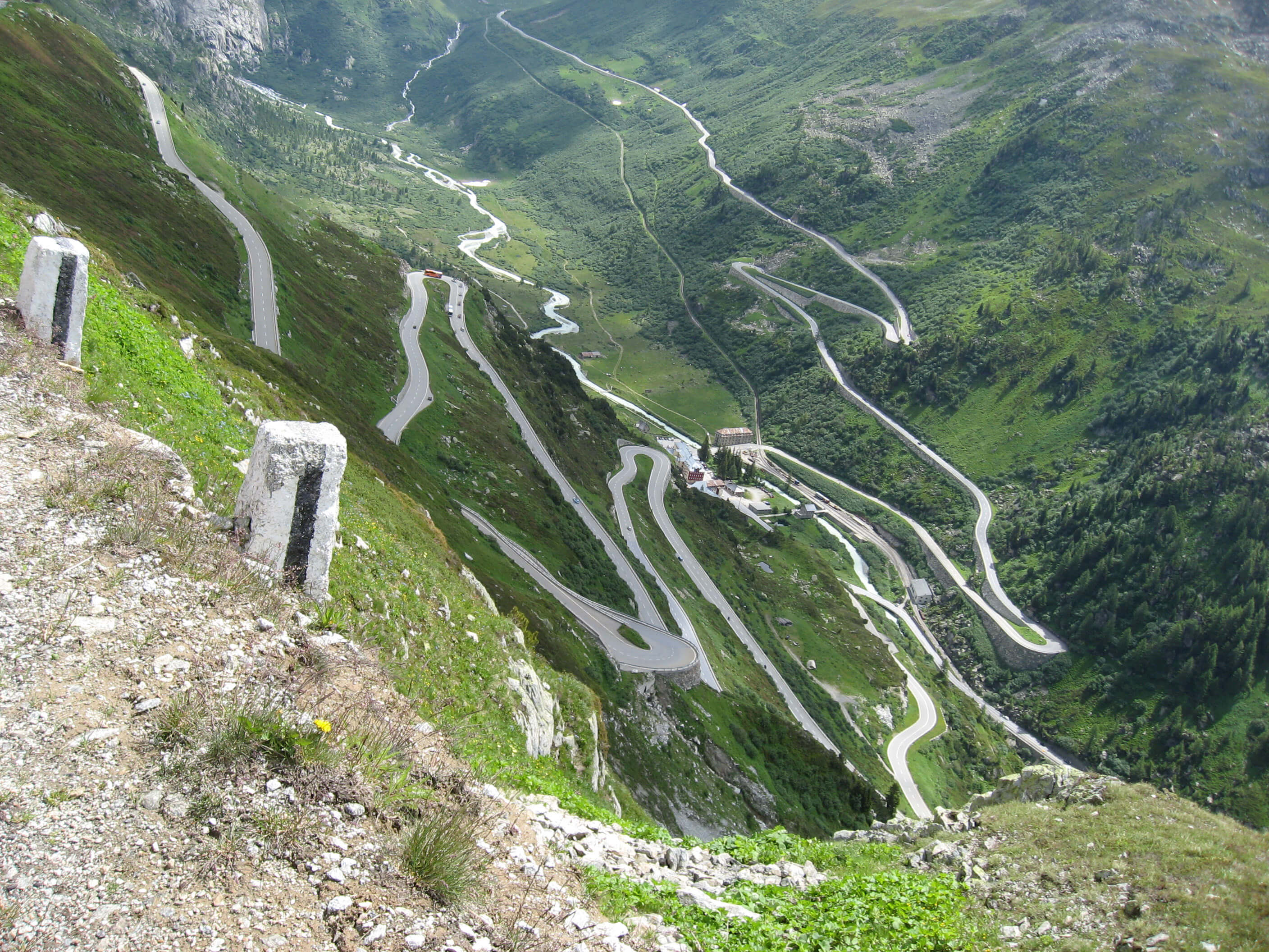 North Yungas Road (Bolivia)