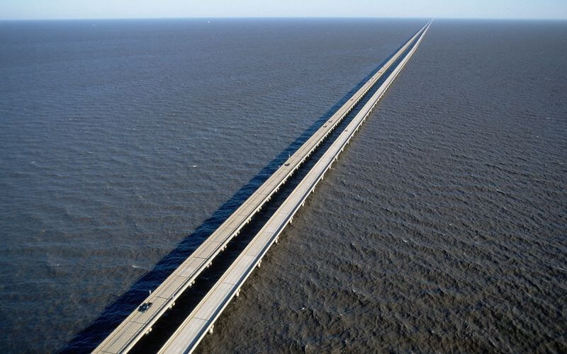 Lake Ponchartrain Causeway Bridge