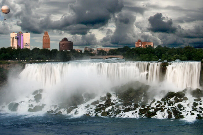 Niagara Falls, USA side
