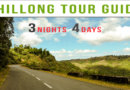 Shillong Tour Guide- 3 Nights 4 Day Shillong Trip