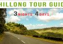 Shillong Tour Guide- 3 Nights 4 Day Shillong Trip
