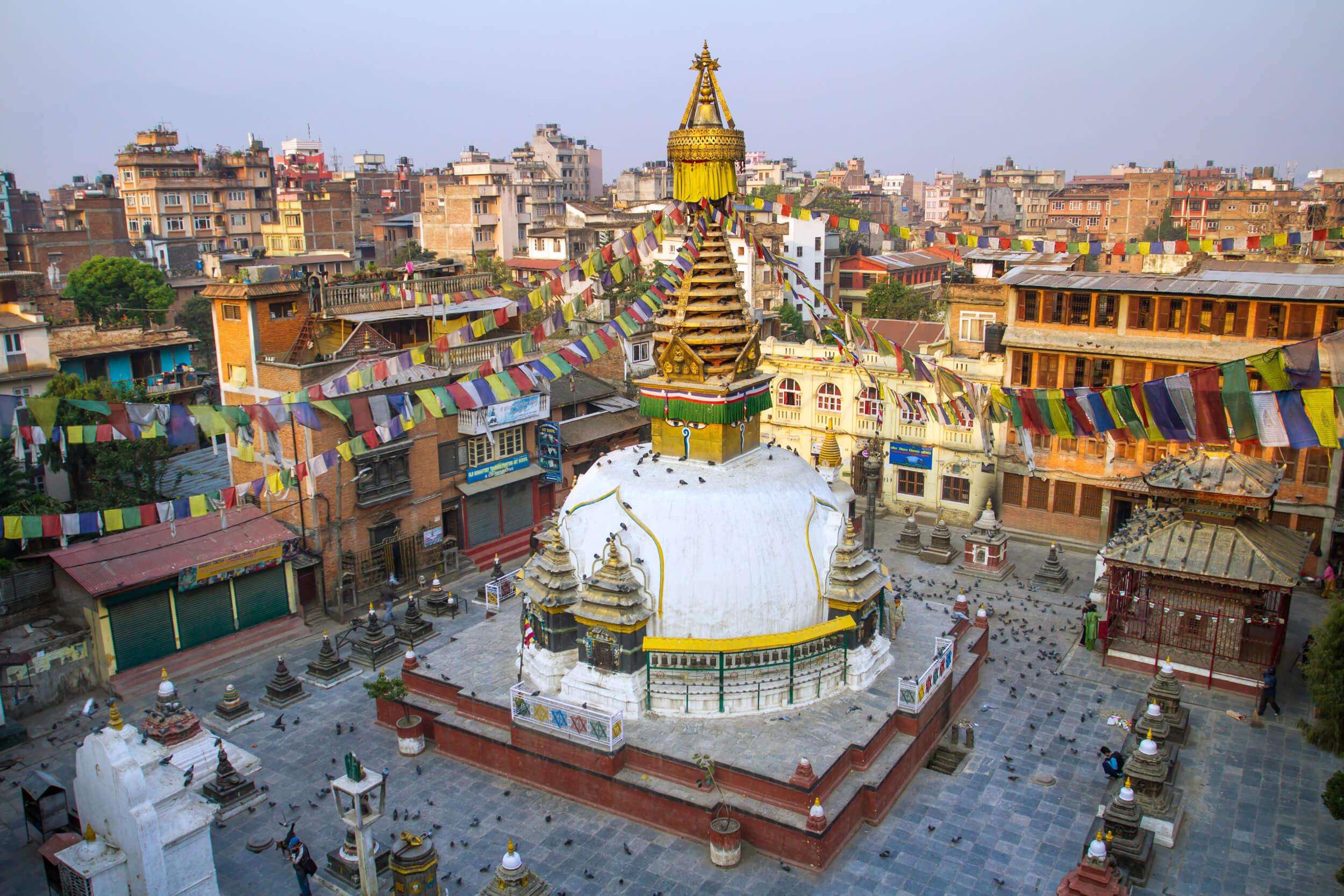 Katheshimbhu Stupa