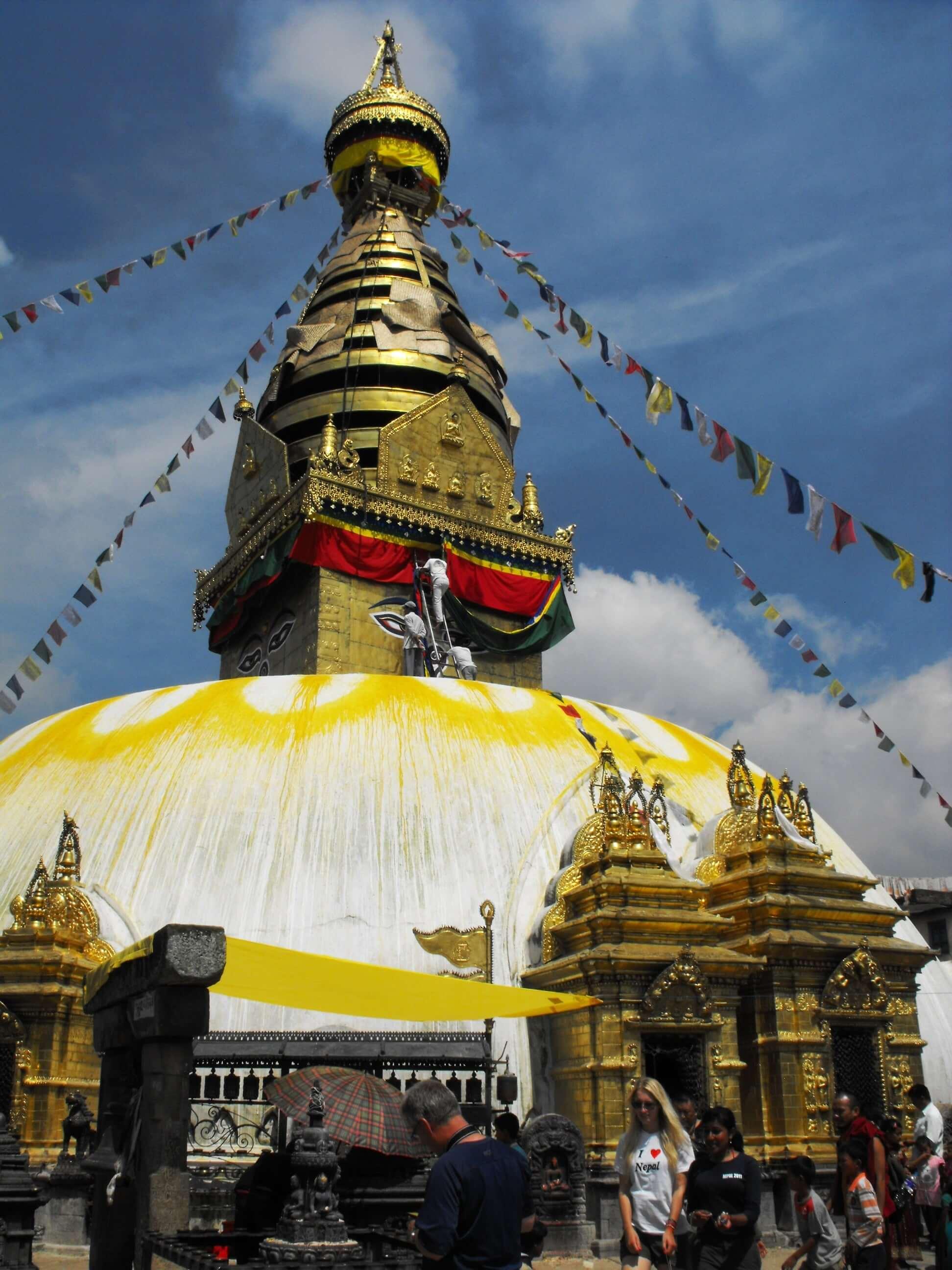 Swayambhunath_Temple