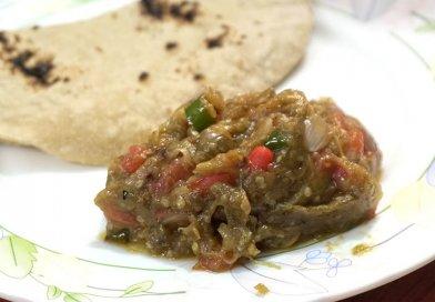 Recipe of Bengali Style Baingan Varta or Begun Pora