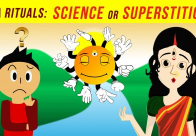 Science behind puja rituals