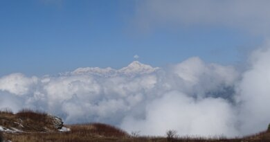 Clouds of East Sikkim